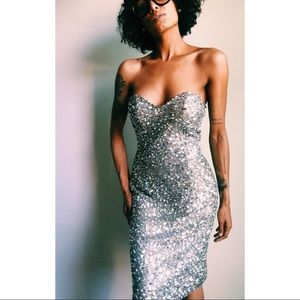 Vintage Sequin Dress of All Occasions